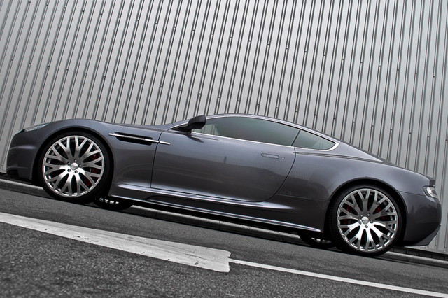The A Kahn Design 007 Aston Martin DBS Casino Royale