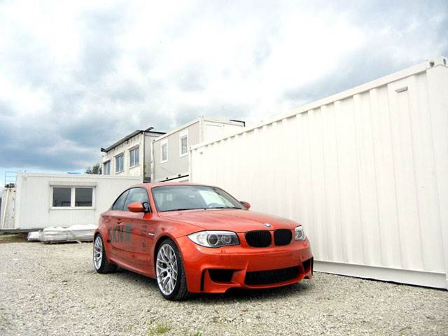 SKN Tuning 1 Series M Coupe