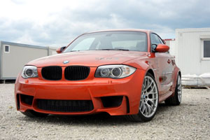 The Swiss-tuned SKN 1 M Coupe