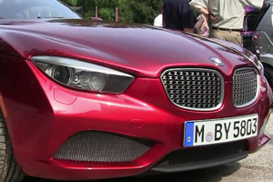 Watch and Listen to the BMW Zagato Coupe at Villa d'Este