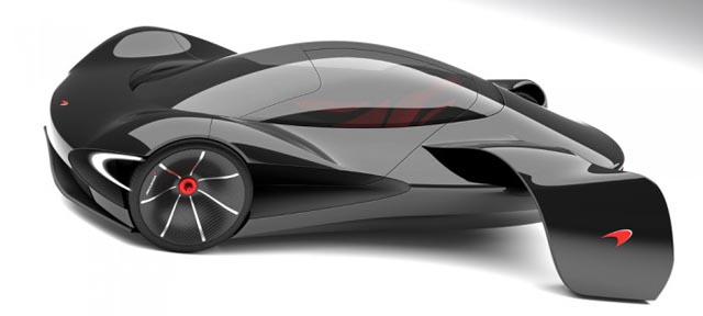 McLaren JetSet Design by Marianna Merenmies