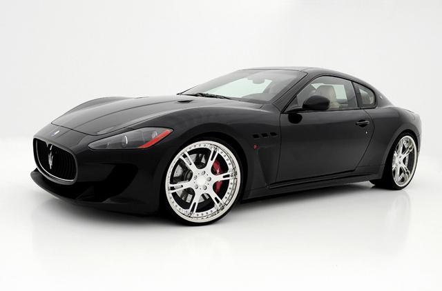 wheelsandmore Pronto! Maserati GranTurismo