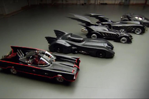 The Upcoming Documentary of the Legendary Batmobile