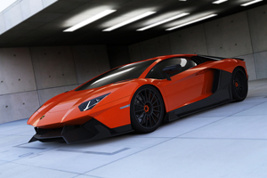 The Track-Ready RENM Performance LE-C Aventador