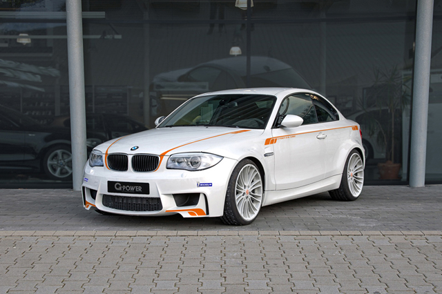 G-Power 1 M Coupe