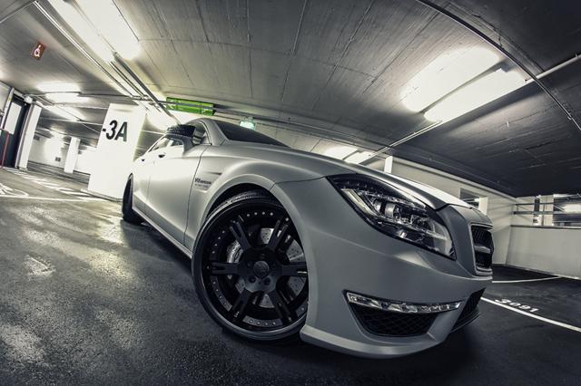 wheelsandmore CLS63 AMG Seven-11