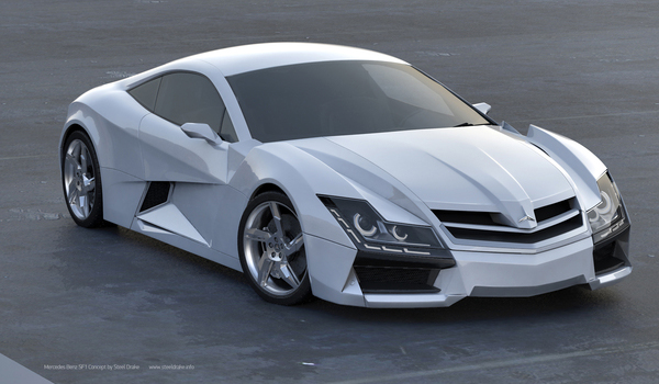 Mercedes-Benz SF1 Concept
