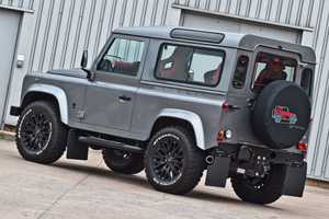 Chelsea Truck Co Land Rover Defender XS 90