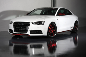 Senner Tuning Upgrades the Facelifted Audi S5