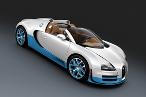Bugatti Unveils a Special Edition Veyron Grand Sport Vitesse at Pebble Beach