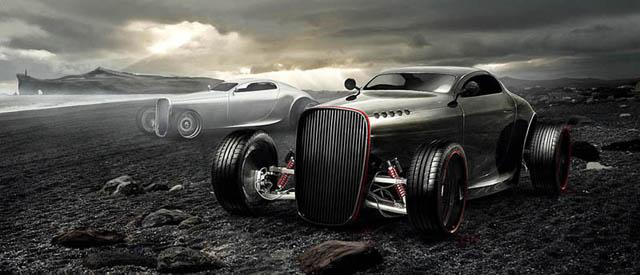 Gentleman's Audi Racecar Concept