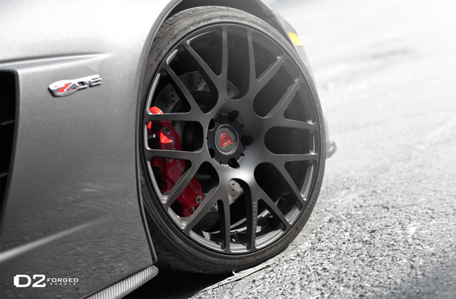 Corvette D2 MB1 Monoblock Forged