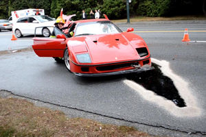 Friday Fail F40