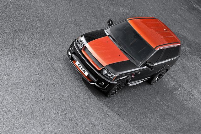 A Kahn Design RS300 Vesuvius