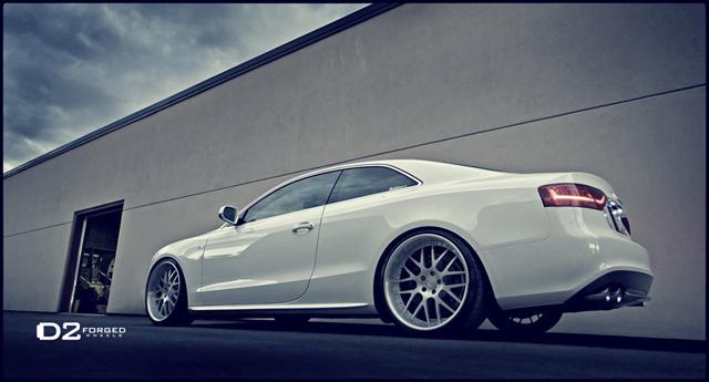 D2Forged FMS-01 Audi A5 S-Line