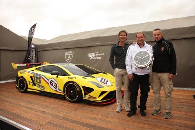 2013 Gallardo LP 570-4 Super Trofeo