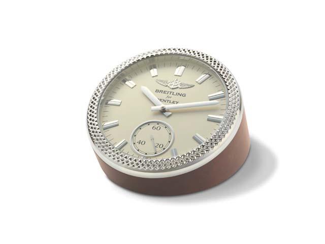 Bentley Breitling Clock