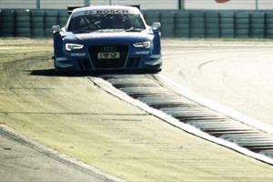 Audi A4 DTM Video