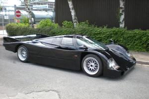 Porsche 962 Derek Bell