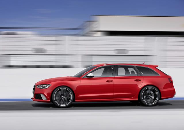 Audi RS 6 Avant 4.0 TFSI