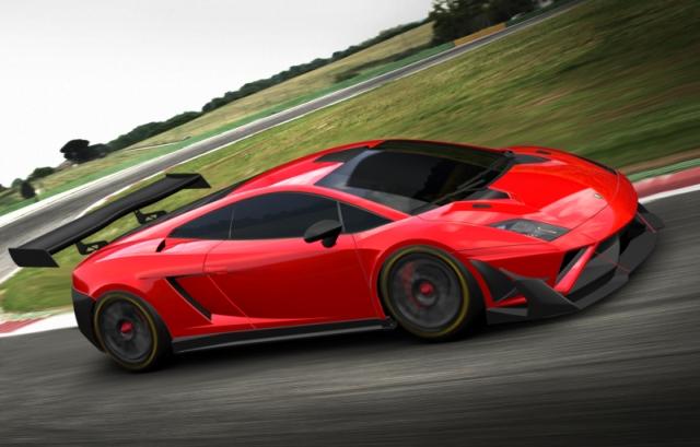 Gallardo GT3 FL2 by Reiter