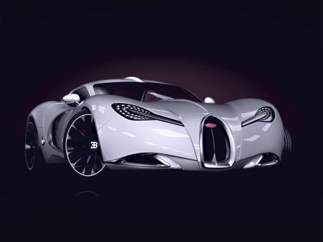 Bugatti Gangloff Design Concept