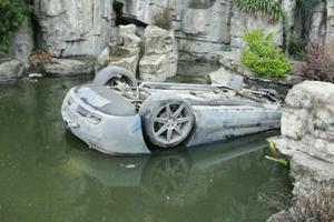 SLS AMG Pond