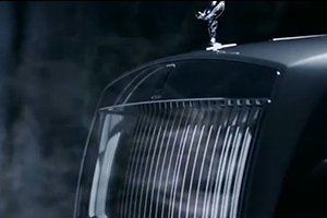 RR Wraith Teaser Video