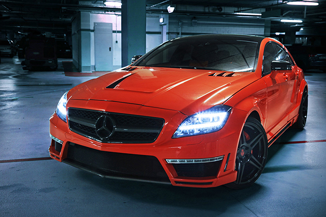 CLS 63 AMG Stealth