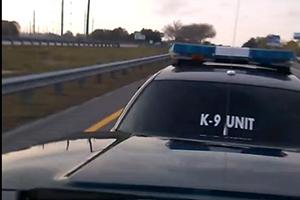 Friday FAIL Cop Road Rage