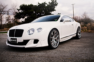 DMC Bentley Continental GT DURO