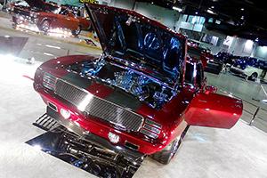 O'Reilly World of Wheels Custom Car & Hot Rod and Bike Show