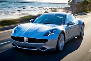 Fisker and Betty White