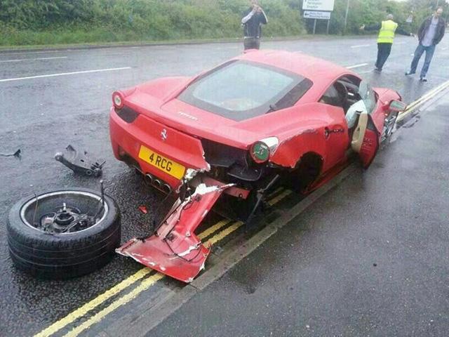 Ferrari 458 Italia After
