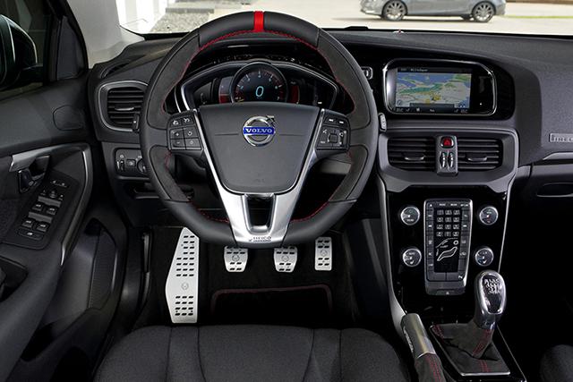 Heico Sportiv V40 Pirelli Interior