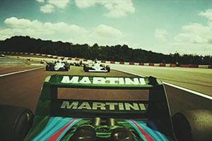 Watch a Classic Get-Together of Historic F1 Cars Race