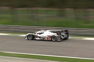 Audi R18 E-Tron Quattro Long-Tail