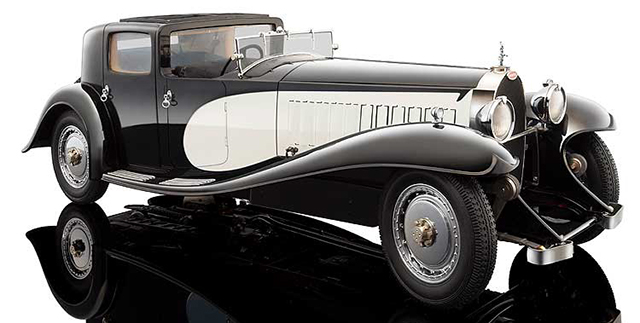bugatti type-41 royale