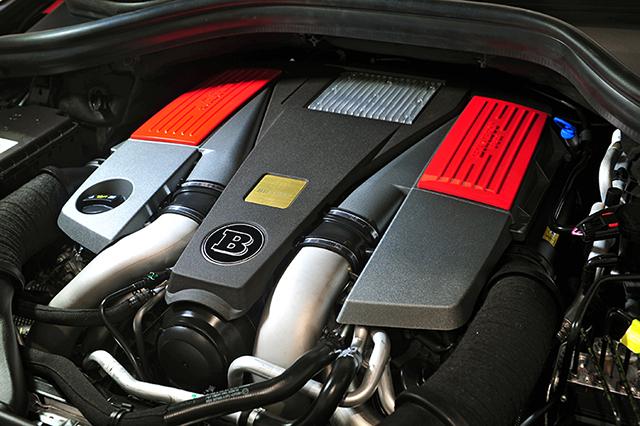 Brabus GL 63 AMG