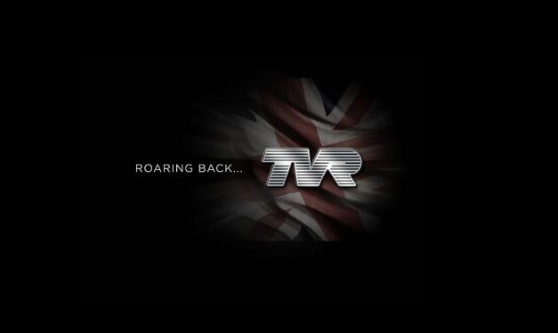 TVR Roaring back