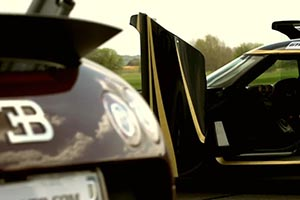 Bugatti vs Koenigsegg