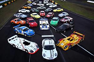 2013 Porsche Rennsport Australia Festival