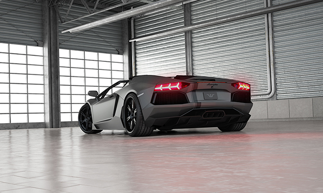 WheelsandMore Aventador Roadster
