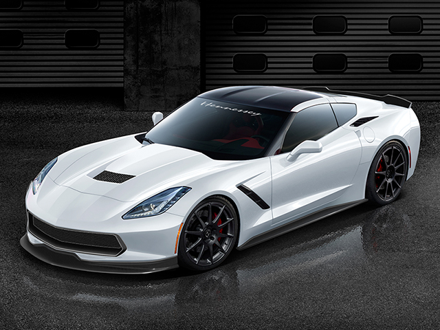 Hennessey Performance HPE1000 C7 Corvette Stingray