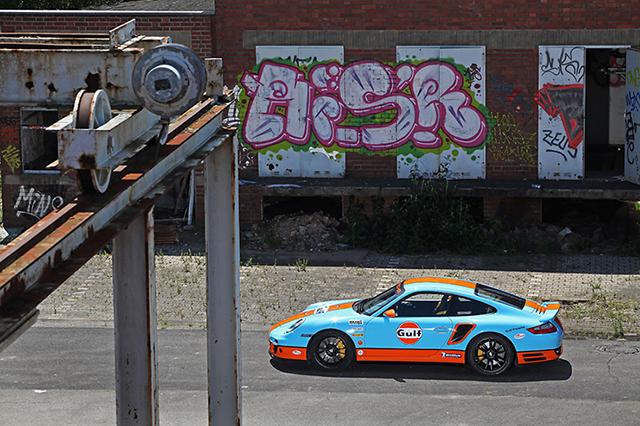 Cam Shaft Gulf Racing Porsche 911 Turbo