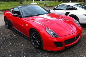 Oil Tycoon has Five Cars worth £450k Stolen
