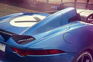 Project 7 Concept, Jaguar Project 7 Concept