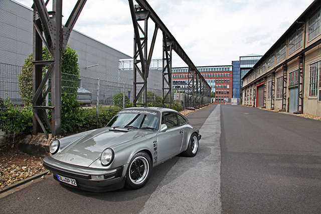 DP Motorsport Porsche 911 Sleeper 3.2