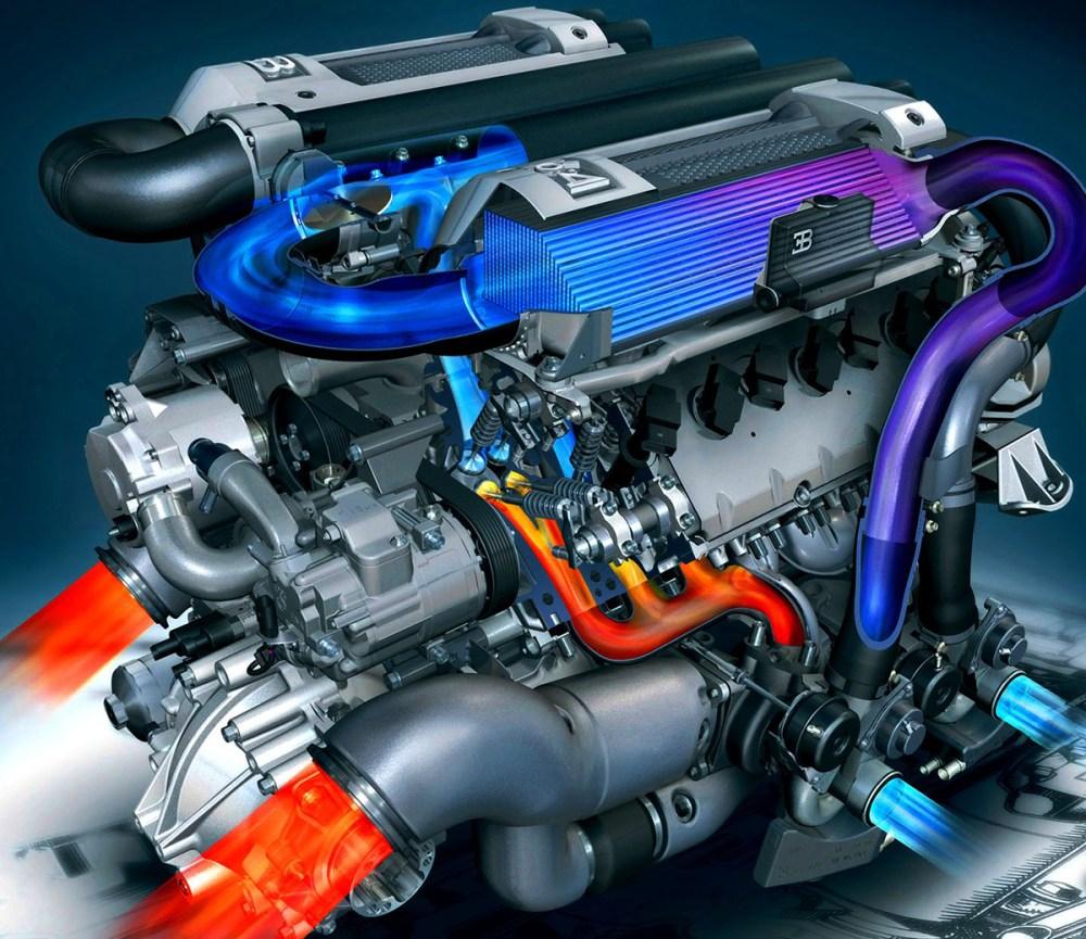 Veyron W16