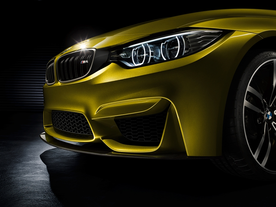 BMW Concept M4 Coupe